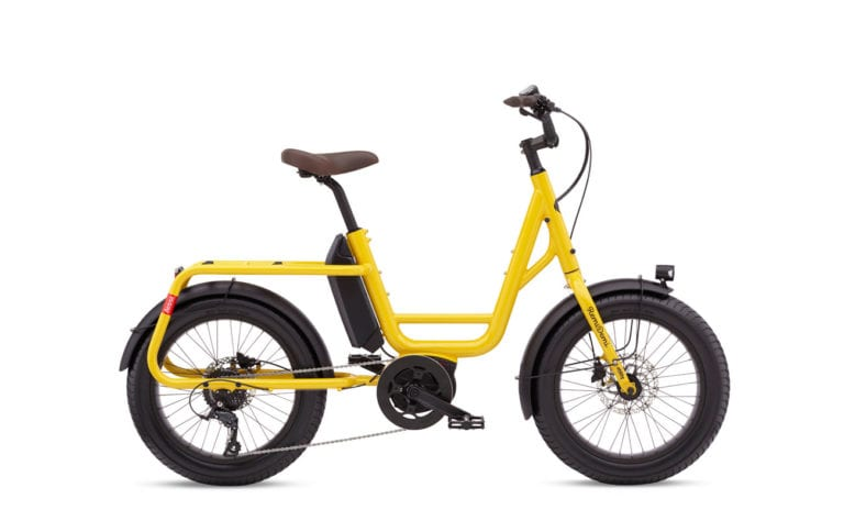 Benno RemiDemi Bikes Turmeric Yellow - Propel Electric Bikes