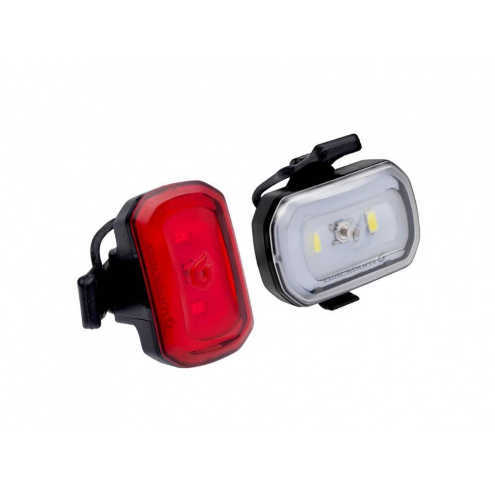 Blackburn Click Combo Usb Rechargeable Lights Propel