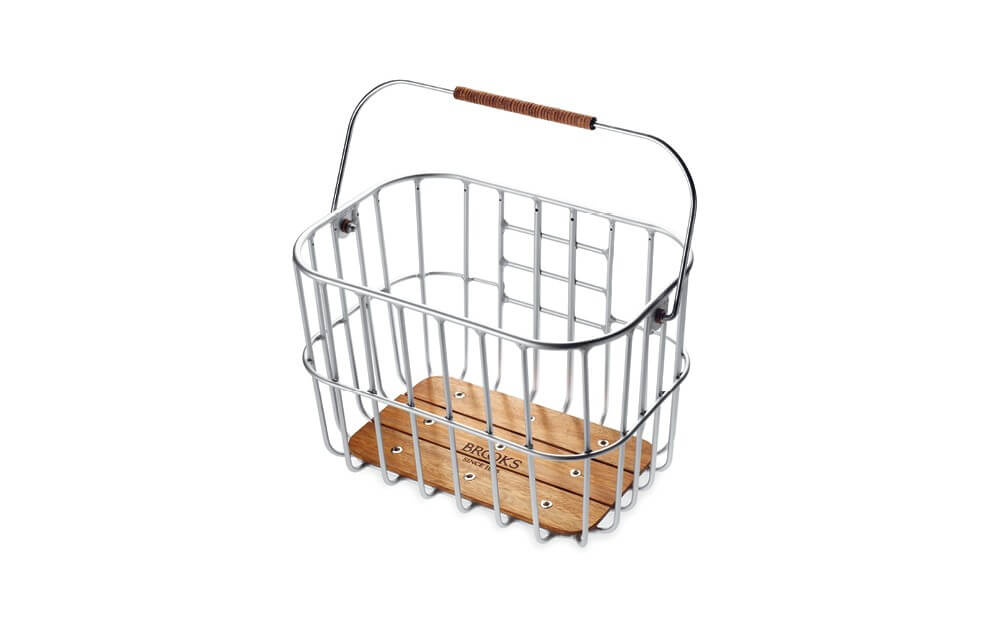 Brooks Hoxton Wire Basket