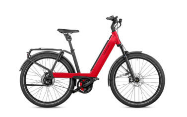 Riese & Muller Nevo3 GT Rohloff Dynamic Red Metallic for sale - Propel eBikes
