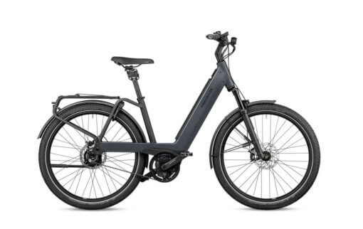 Riese & Muller Nevo3 GT Rohloff Lunar Grey Metallic for sale - Propel eBikes