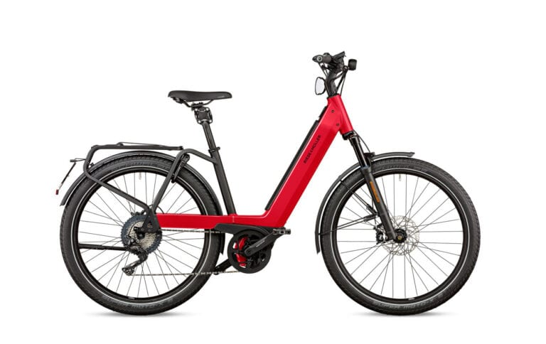 Riese & Muller Nevo3 GT Touring HS Dynamic Red Metallic - Propel Electric Bikes