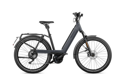 Riese & Muller Nevo3 GT Touring HS Lunar Grey Metallic for sale - Propel eBikes
