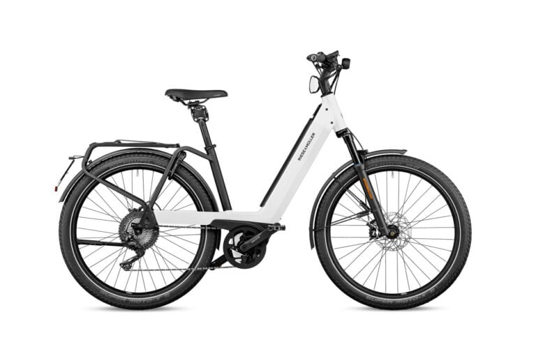 Buy Riese & Muller Nevo3 GT Touring HS Pure White - Propel Electric Bikes