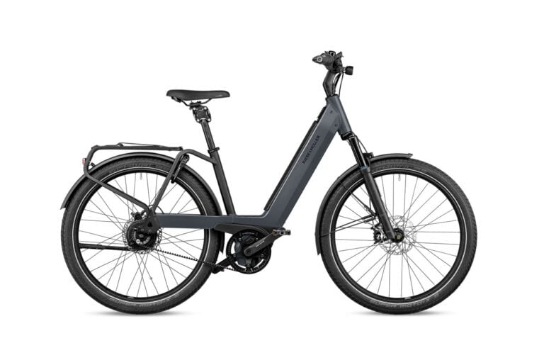 Riese & Muller Nevo3 GT Vario Lunar Grey Metallic for sale - Propel eBikes