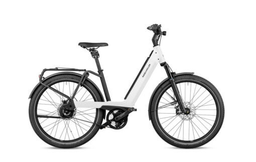 Buy Riese & Muller Nevo3 GT Vario Pure White - Propel Electric Bikes