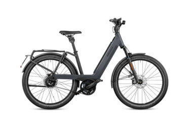 Riese & Muller Nevo3 GT Vario HS Lunar Grey Metallic for sale - Propel eBikes