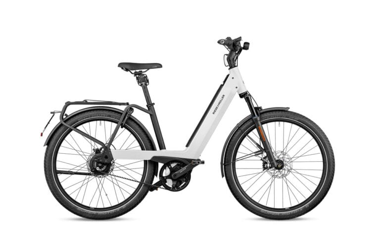 Riese & Muller Nevo3 GT Vario HS Pure White for sale - Propel eBikes
