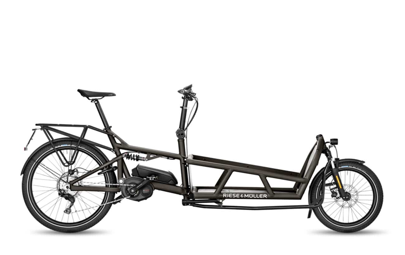 Riese Muller Load 75 Propel Electric Bikes Car Alternative