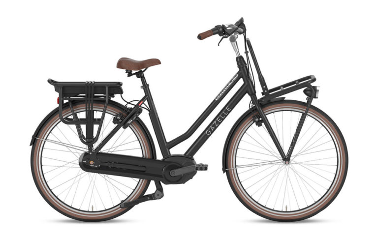 Gazelle NL C8 HMB Black Matt for sale - Propel eBikes