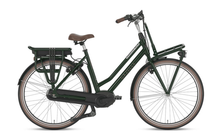Gazelle NL C8 HMB Hunter Green for sale - Propel eBikes