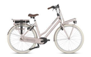Gazelle NL C8 HMB Powder Rose Gloss - Propel Electric Bikes