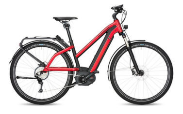 Riese & Muller Charger Mixte Red Metalic