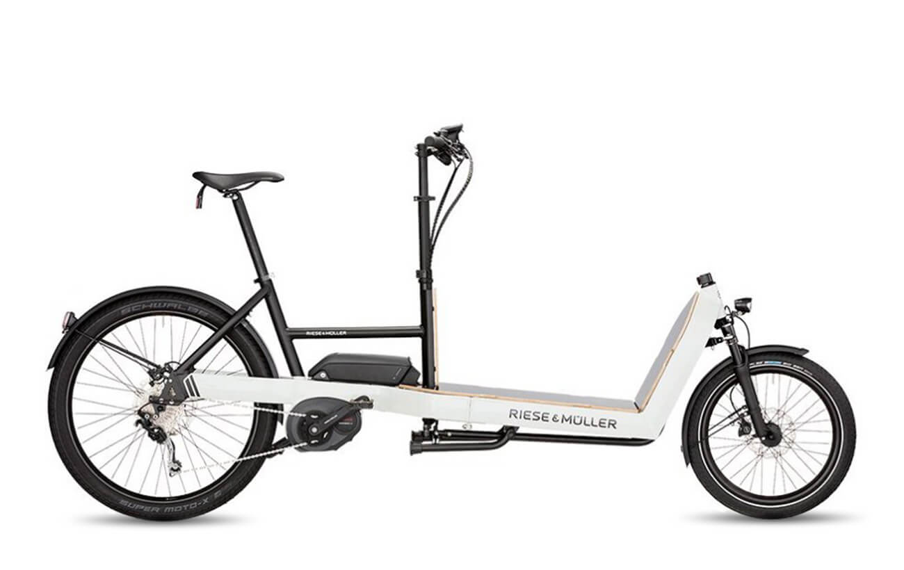 riese muller packster 60 propel electric bikes cargo. Black Bedroom Furniture Sets. Home Design Ideas