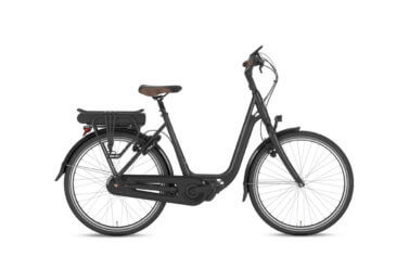 Gazelle EasyFlow H8 Black Matte for sale - Propel eBikes