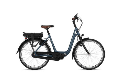 Gazelle EasyFlow H8 Legion Blue Matte - Propel Electric Bikes