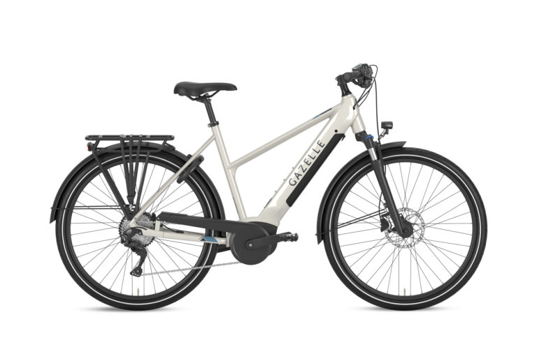 Gazelle Medeo T10 HMBUS Ivory for sale - Propel E-Bikes