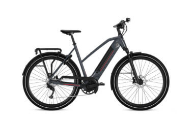 Gazelle Ultimate T10+ HMB Dust Light Gloss Low-Step for sale - Propel Electric Bikes