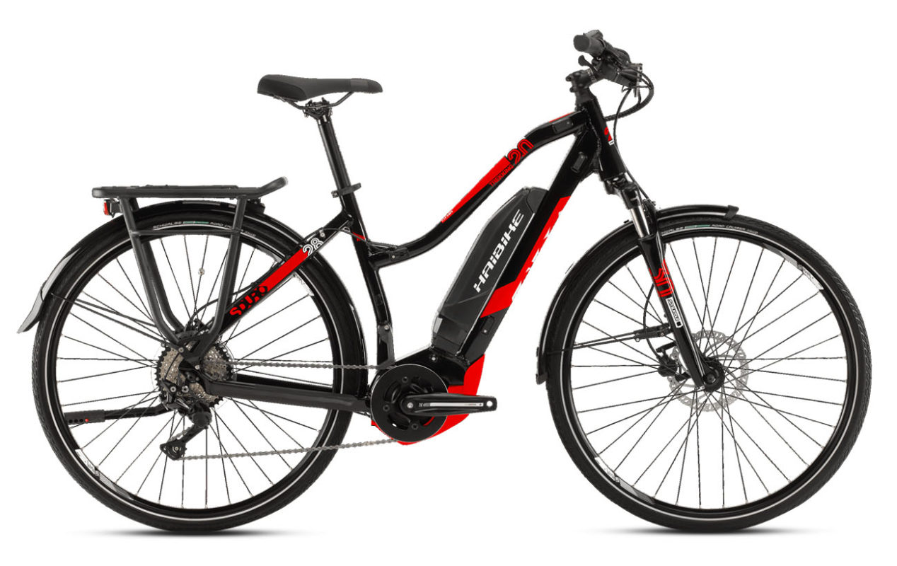 Haibike SDURO Trekking 2.0 Low Step 2019