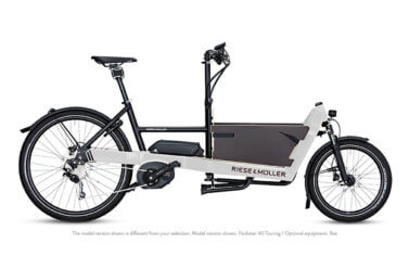 Riese & Muller Packster 40 Touring HS