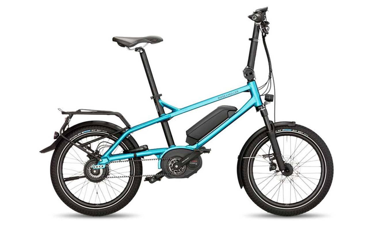 Riese & Muller Tinker | Propel Electric Bikes | Folding Electric Bike |