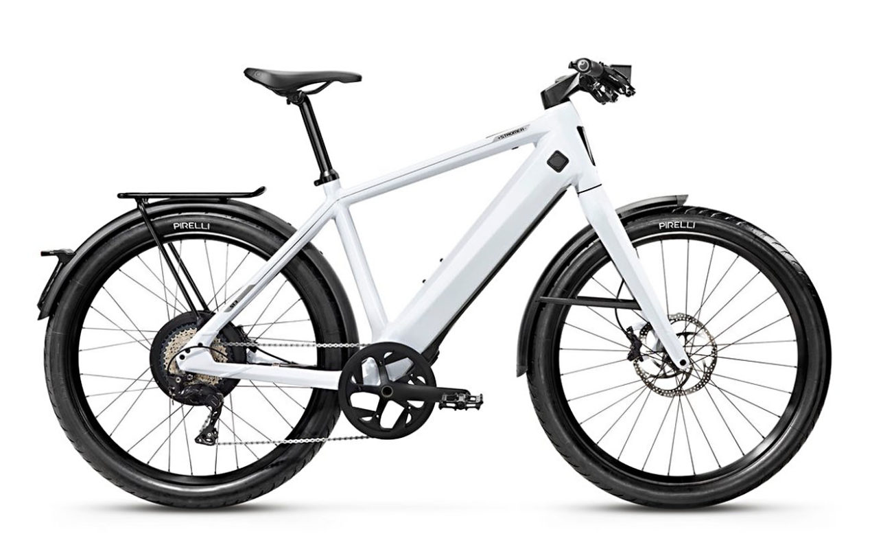Stromer ST3 Cool White