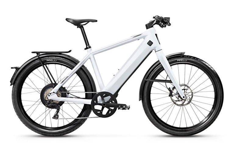 Stromer ST3 Cool White for sale - Propel eBikes