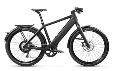 Stromer ST3 Deep Black