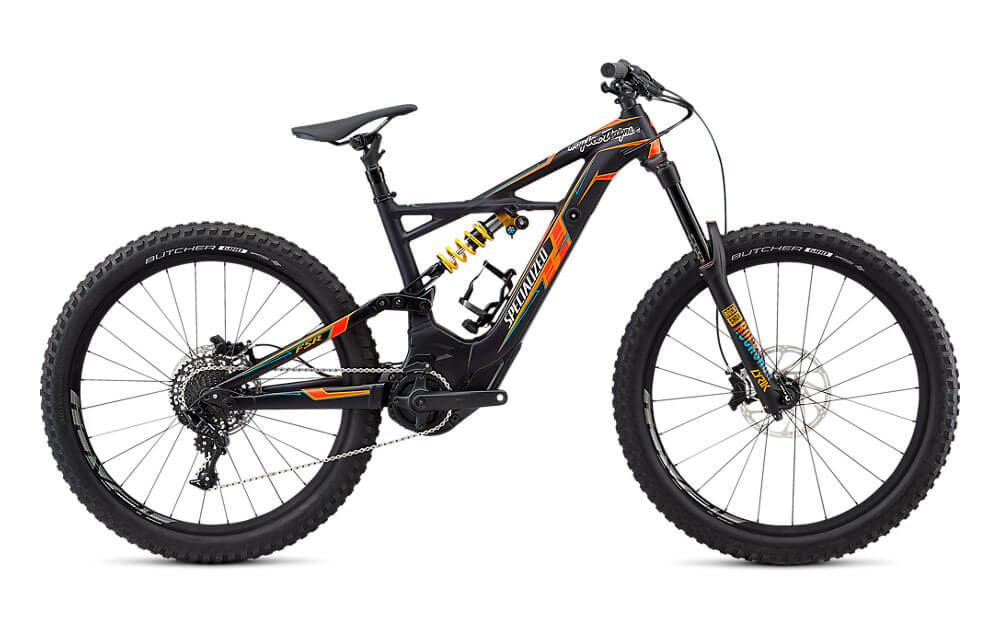 Specialized Turbo Kenevo Expert 6Fattie - Troy Lee Designs Edition