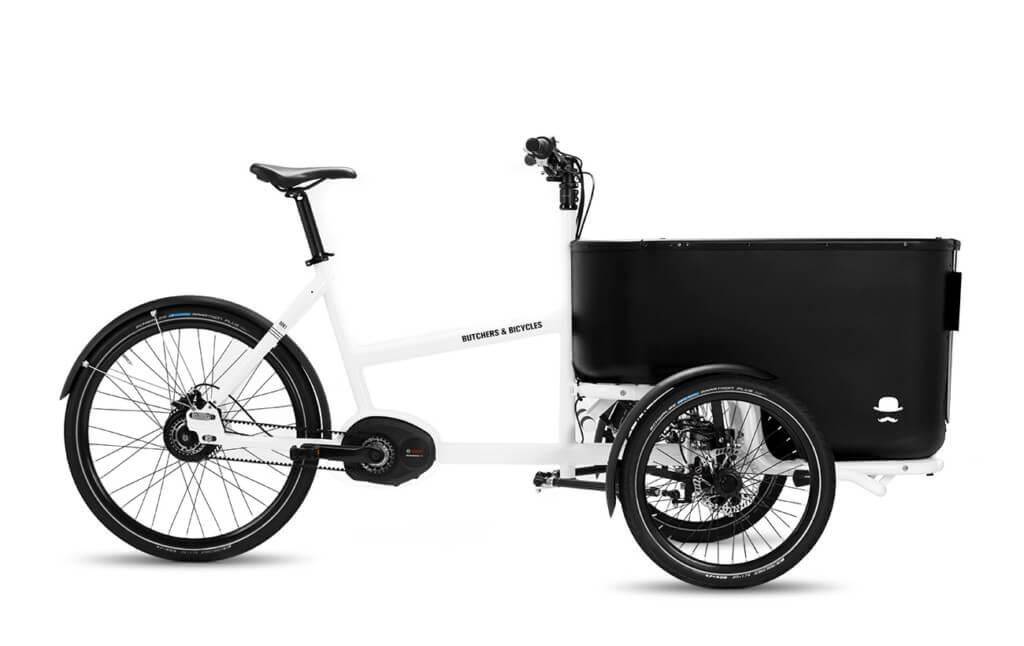 Butchers & Bicycles MK1-E, Butchers & Bicycles MK1-E