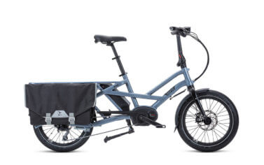 Tern GSD S10 Silver Blue for sale - Propel eBikes