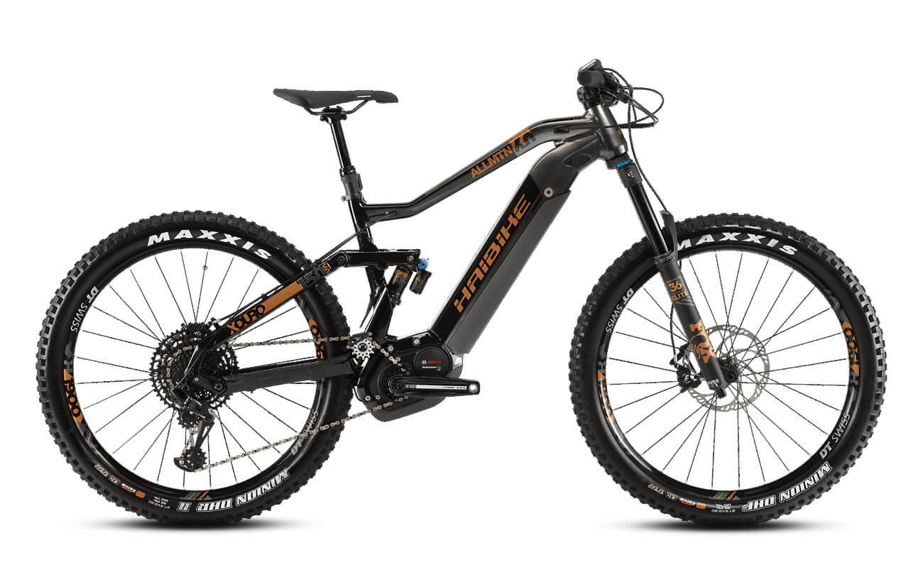 Haibike Xduro Allmtn 6 0 2019 Propel Electric Bikes