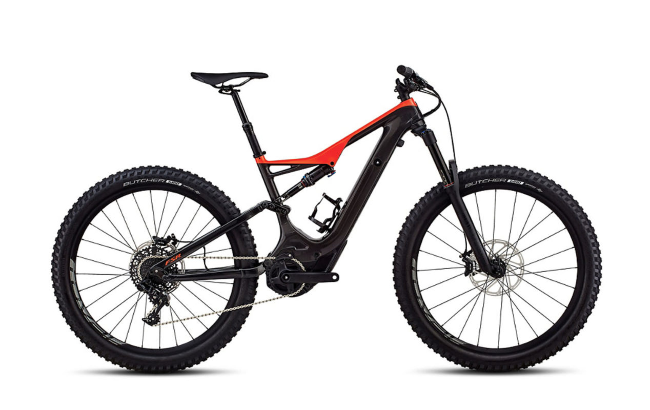 Specialized Turbo Levo FSR Comp Carbon 6Fattie/29