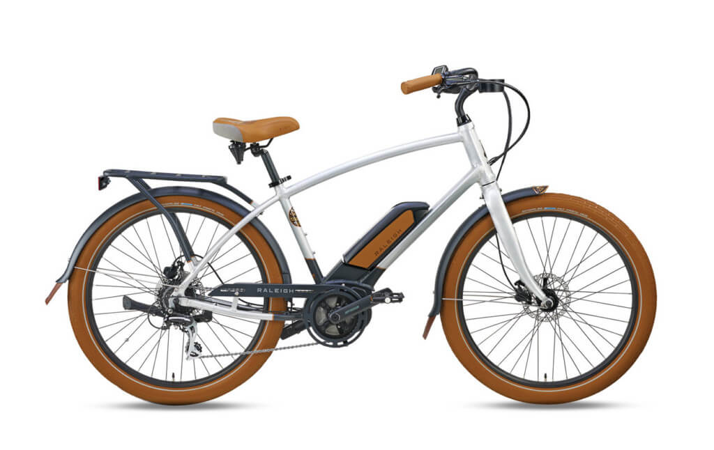 Raleigh Retroglide Royale iE 2019