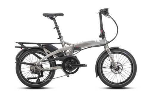 Tern Vektron S10 Silver for sale - Propel eBikes