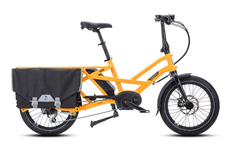 Tern Bicycle GSD S10 Mango for sale - Propel eBikes