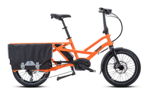 Tern Bicycle GSD S10 Orange for sale - Propel eBikes