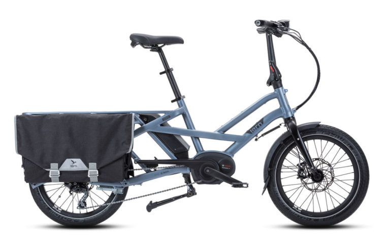 Tern Bicycle GSD S10 Silverblue for sale - Propel eBikes