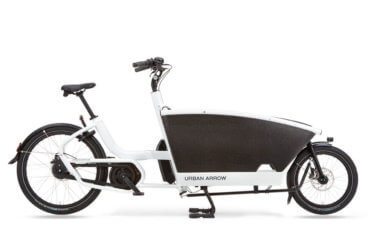 Urban Arrow Family Active Plus White for sale - Propel Electric Bikes