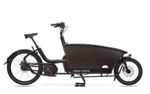 Urban Arrow Family Performance Black - Propel Electric Bikes