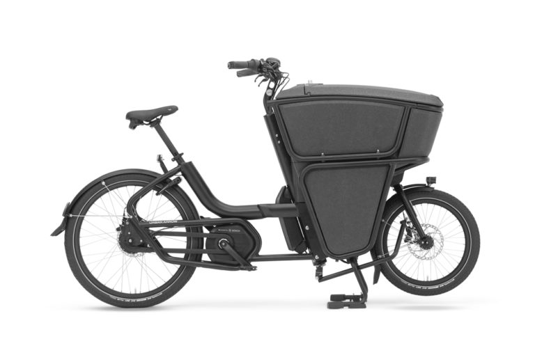 Urban Arrow Shorty Performance Black for sale - Propel Electric Bikes