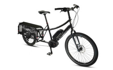 Xtracycle Edgerunner eClassic BLack out