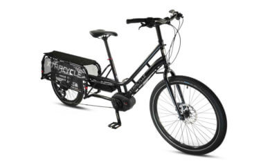 Xtracycle Edgerunner eSwoop Black with Motor Large - Propel eBikes