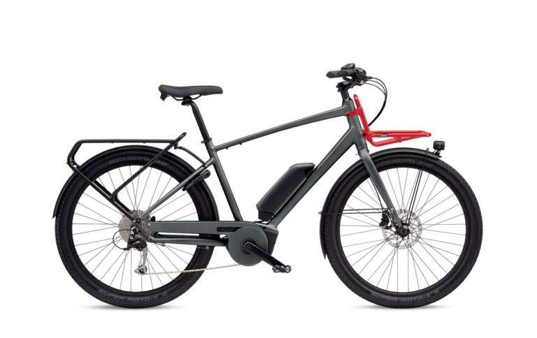 Benno Escout Graphite Gray Tray - Propel Electric Bikes