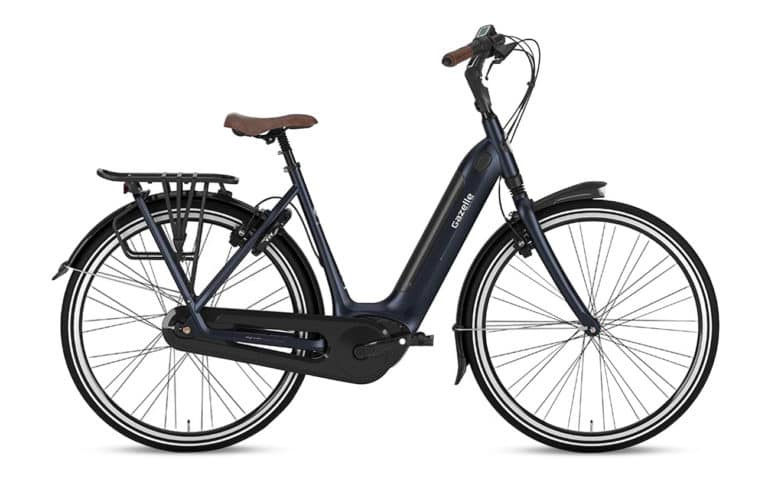 Gazelle Arroyo C8 Elite Navy - Propel E-Bikes