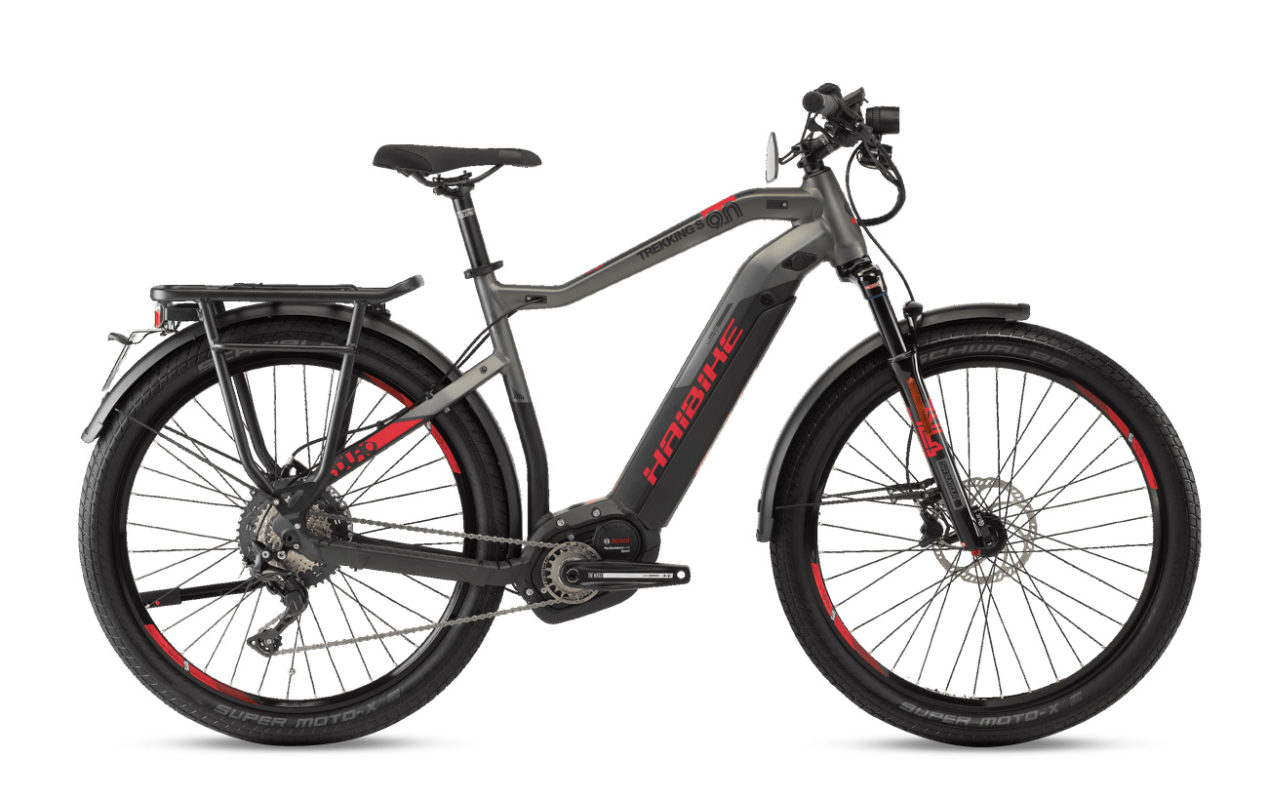 Haibike SDURO Trekking S 9.0 High-Step