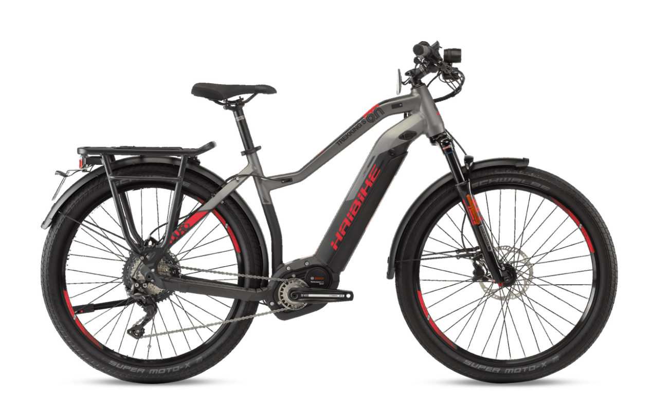 Haibike SDURO Trekking S 9.0 Low-Step