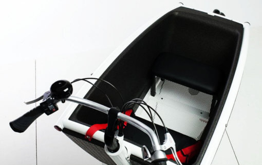 Urban Arrow Extra Bench for sale - Propel Electric Bikes