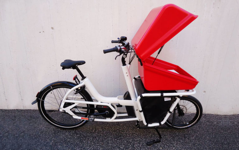 Urban Arrow Pizza Box - Propel E-Bikes