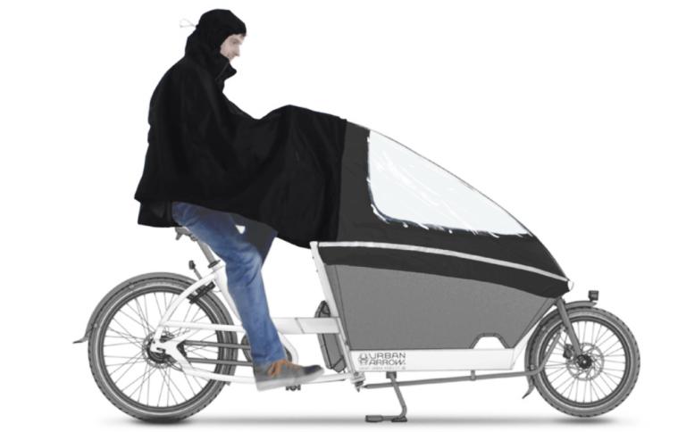 Urban Arrow Poncho - Propel E-Bikes